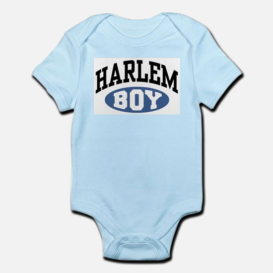Harlem Boy Infant Bodysuit