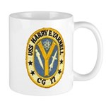 USS HARRY E. YARNELL Mug