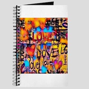 Graffiti Love Journal