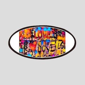 Graffiti Love Patch