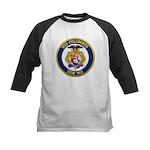 USS COLUMBUS Kids Baseball Jersey