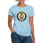 USS COLUMBUS Women's Light T-Shirt