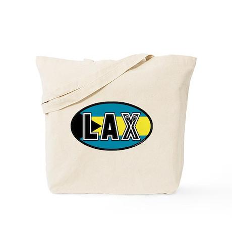 Lacrosse Bahamas Tote Bag