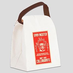 Spay/Neuter Canvas Lunch Bag