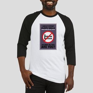 Stop Puppy Mills Baseball Jersey