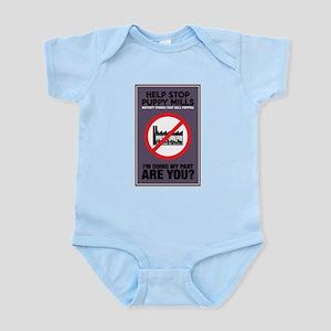 Stop Puppy Mills Infant Bodysuit