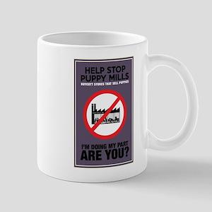 Stop Puppy Mills Mug