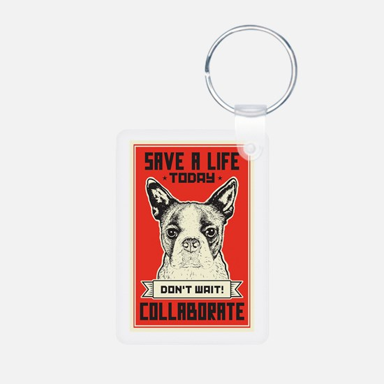 Save A Life Keychains