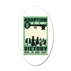 The Key To Victory Wall Decal