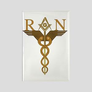 Nursing Masons Rectangle Magnet