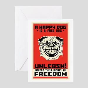 Free Dog Greeting Card