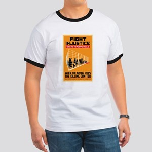 Fight Injustice Ringer T