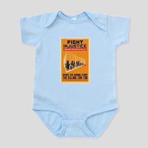 Fight Injustice Infant Bodysuit