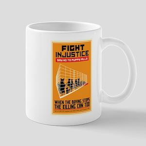Fight Injustice Mug