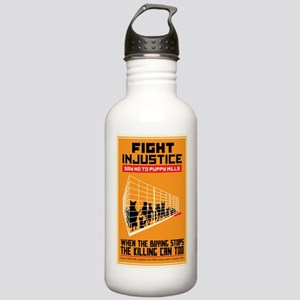 Fight Injustice Stainless Water Bottle 1.0L