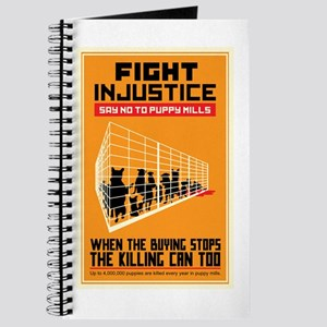 Fight Injustice Journal