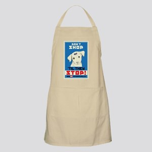 Say No To Puppy Mills Apron