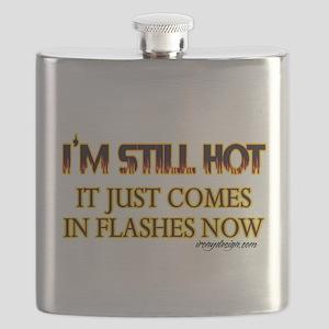 I'm Still Hot! Flask