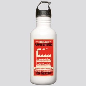 Abolish Puppy Mills Stainless Water Bottle 1.0L