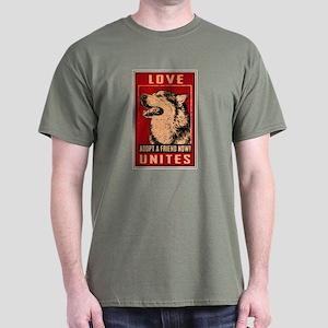 Love Unites Dark T-Shirt