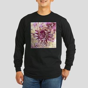 Passion Sun Moon Long Sleeve T-Shirt