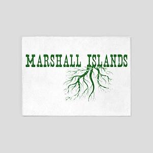 Marshall Islands 5'x7'Area Rug