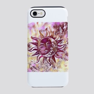Passion Sun Moon iPhone 7 Tough Case