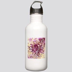 Passion Sun Moon Stainless Water Bottle 1.0L