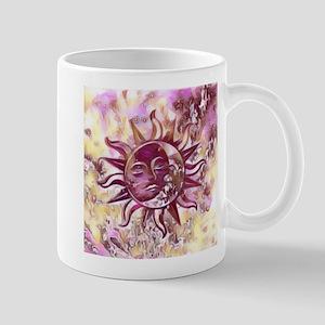 Passion Sun Moon Mugs