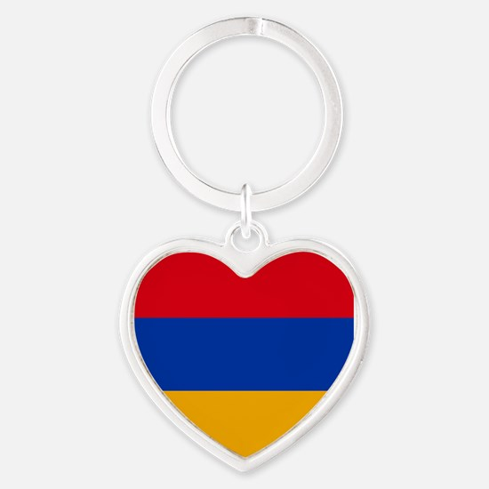 Flag Of Armenia Keychains