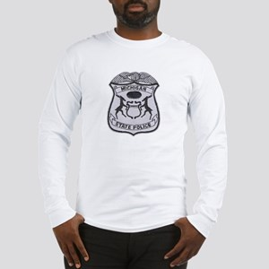 Michigan State Police Long Sleeve T-Shirt