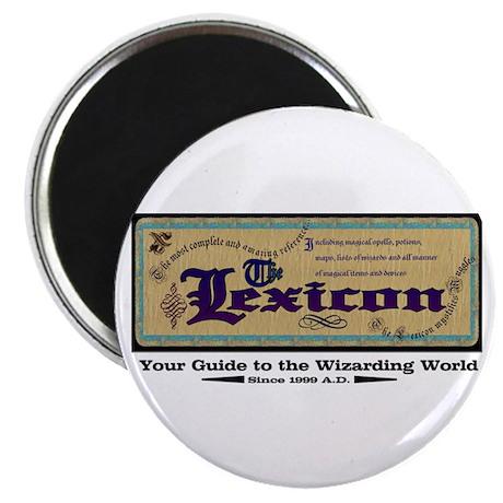 Lexicon Magnet