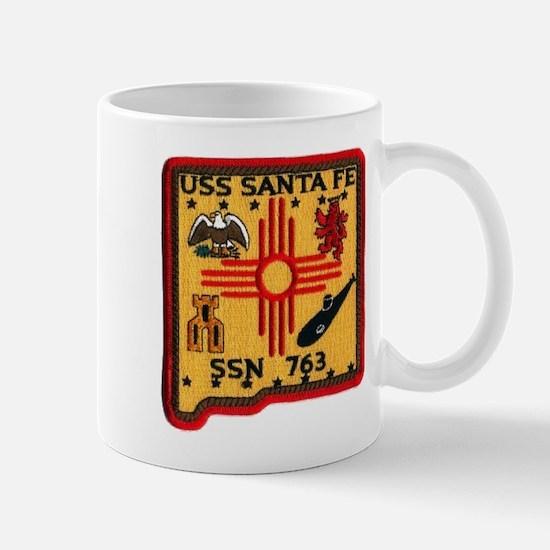 USS SANTA FE Mug