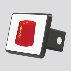 Red Tarboosh Hitch Cover