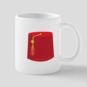 Red Tarboosh Mugs