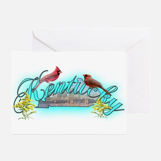Kentucky Greeting Cards (Pk of 10)
