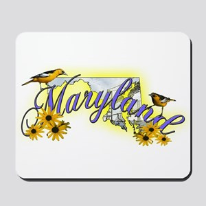 Maryland Mousepad