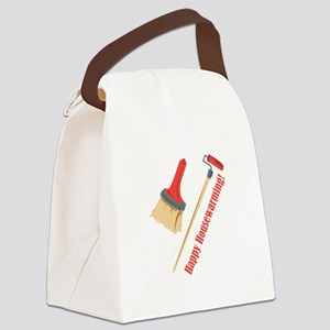 Happy Housewarming! Canvas Lunch Bag