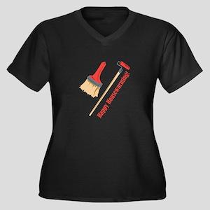 Happy Housewarming! Plus Size T-Shirt