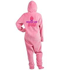 Bulking Footed Pajamas