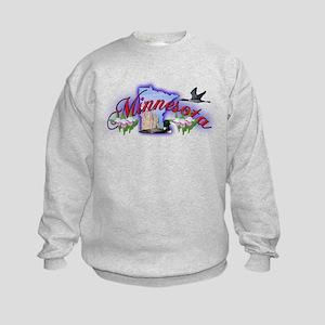 Minnesota Kids Sweatshirt