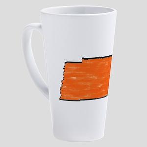 FOR TN 17 oz Latte Mug