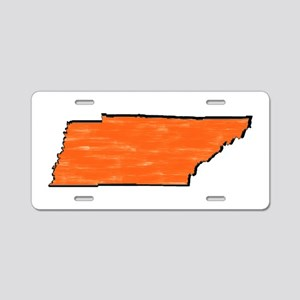 FOR TN Aluminum License Plate