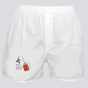 Well Oiled Machine Boxer Shorts