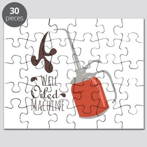 Well Oiled Machine Puzzle