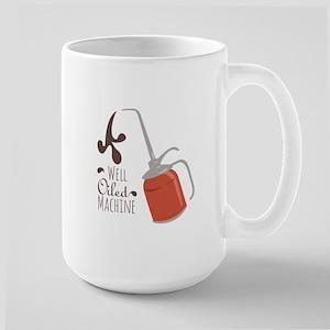 Well Oiled Machine Mugs