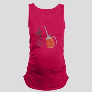 Well Oiled Machine Maternity Tank Top