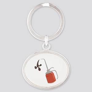 Oil Can Keychains