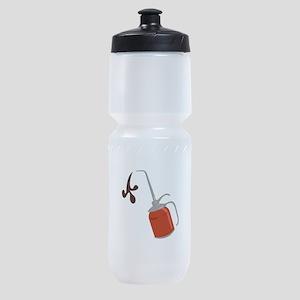 Oil Can Sports Bottle