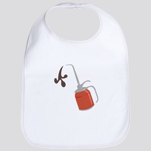 Oil Can Bib